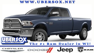 2018 Ram 3500 LARAMIE CREW CAB 4X4 8' BOX Crew Cab