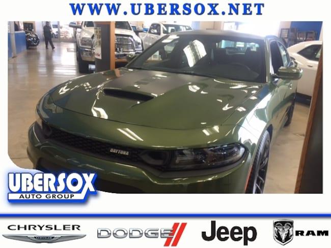 2019 Dodge Charger R/T SCAT PACK RWD Sedan