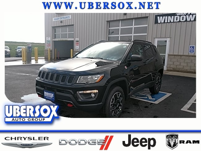 2019 Jeep Compass TRAILHAWK Sport Utility