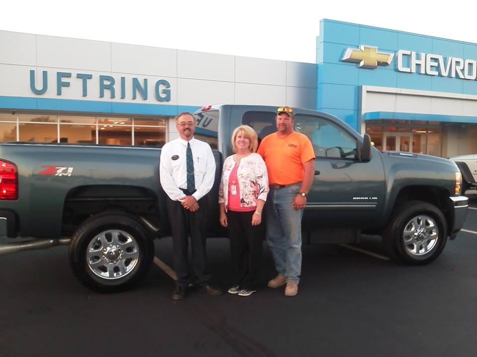 Uftring Auto Group | Uftring Chevrolet Washington: Real People, Real