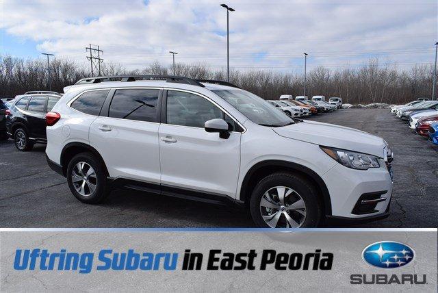 Featured New 2019 Subaru Ascent Premium 8-Passenger SUV for sale in East Peoria, IL