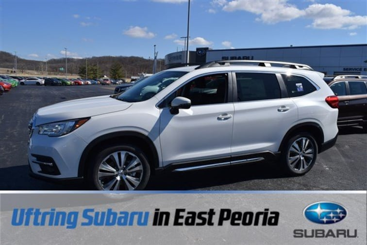 New 2019 Subaru Ascent Limited 8-Passenger SUV for sale in East Peoria, IL