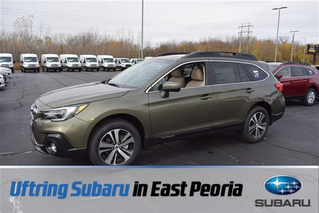 Featured New 2019 Subaru Outback 3.6R Limited SUV for sale in East Peoria, IL