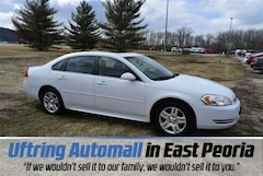 Used 2014 Chevrolet Impala Limited LT Sedan for sale in East Peoria, IL