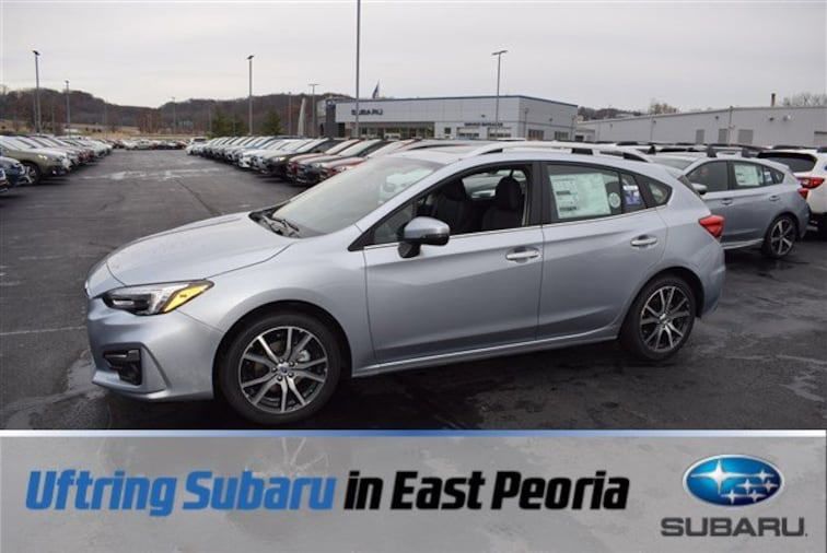 New 2019 Subaru Impreza 2.0i Limited 5-door for sale in East Peoria, IL