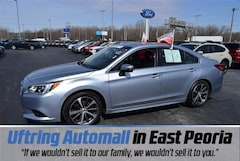 Certified Pre-Owned 2015 Subaru Legacy 2.5i Limited Sedan 4S3BNBN66F3060990 for Sale in East Peoria IL