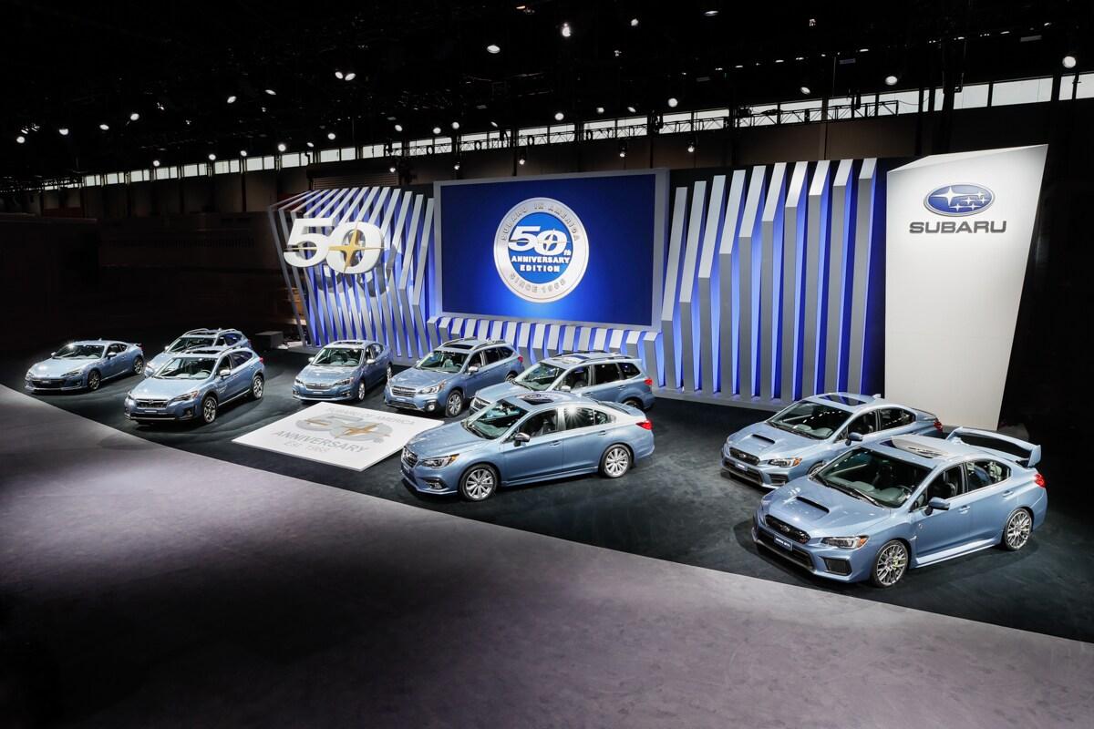Uftring Subaru Uftring Subaru In East Peoria Has Special Edition - Uftring ford car show