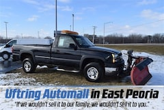 Used 2004 Chevrolet Silverado 2500HD Truck Regular Cab for sale in East Peoria, IL