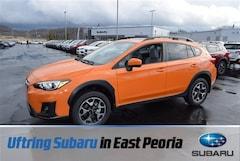 New 2019 Subaru Crosstrek 2.0i Premium SUV near Peoria, IL