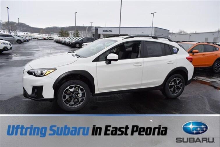 New 2019 Subaru Crosstrek 2.0i Premium SUV for sale in East Peoria, IL