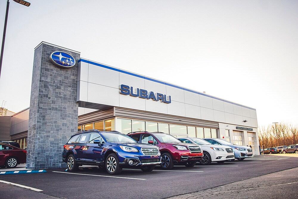 Uftring Subaru Near Peoria IL - Uftring ford car show