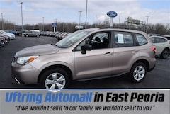 Used 2016 Subaru Forester 2.5i SUV for sale in East Peoria, IL