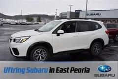 New 2019 Subaru Forester Premium SUV near Peoria, IL