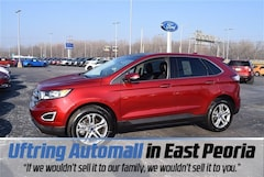 Used 2017 Ford Edge Titanium SUV 1728722 for sale in East Peoria, IL