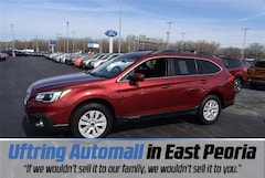 Certified Pre-Owned 2016 Subaru Outback 2.5i Premium SUV 4S4BSBDC0G3280493 for Sale in East Peoria IL