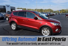 Used 2017 Ford Escape SE SUV 1776392 for sale in East Peoria, IL