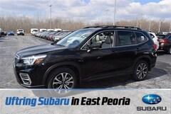 New 2019 Subaru Forester Limited SUV near Peoria, IL