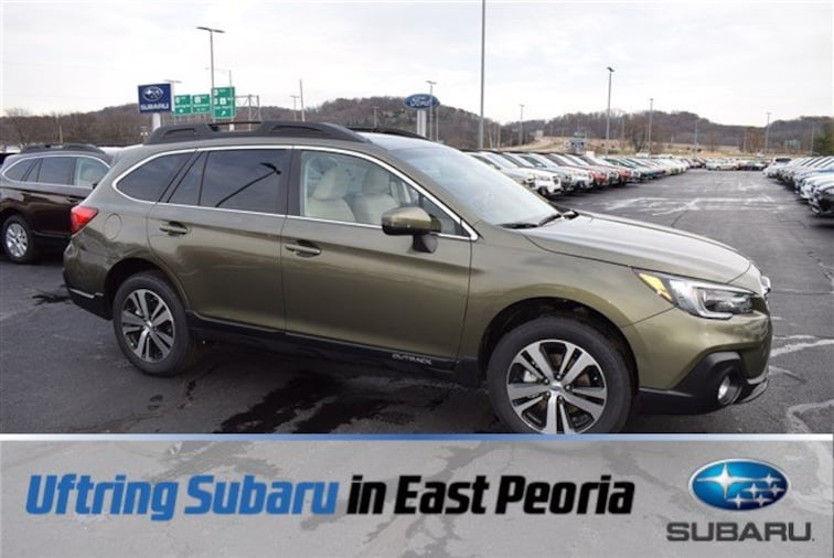 New 2019 Subaru Outback 2.5i Limited SUV for sale in East Peoria, IL