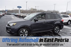 Used 2018 Subaru Forester 2.5i Limited SUV for sale in East Peoria, IL