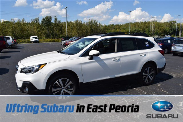 Featured New 2019 Subaru Outback 2.5i Limited SUV for sale in East Peoria, IL
