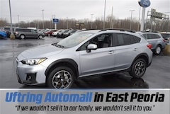 Used 2018 Subaru Crosstrek 2.0i Premium with SUV for sale in East Peoria, IL