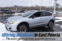 Used 2017 Subaru Crosstrek 2.0i (M5) SUV for sale in East Peoria, IL