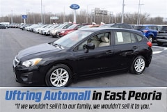 Used 2013 Subaru Impreza 2.0i Premium w/All-Weather Pkg Hatchback for sale in East Peoria, IL