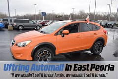 Certified Pre-Owned 2014 Subaru XV Crosstrek 2.0i Limited SUV JF2GPAGC5E8302426 for Sale in East Peoria IL
