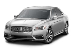 Used 2017 Lincoln Continental Premiere Sedan