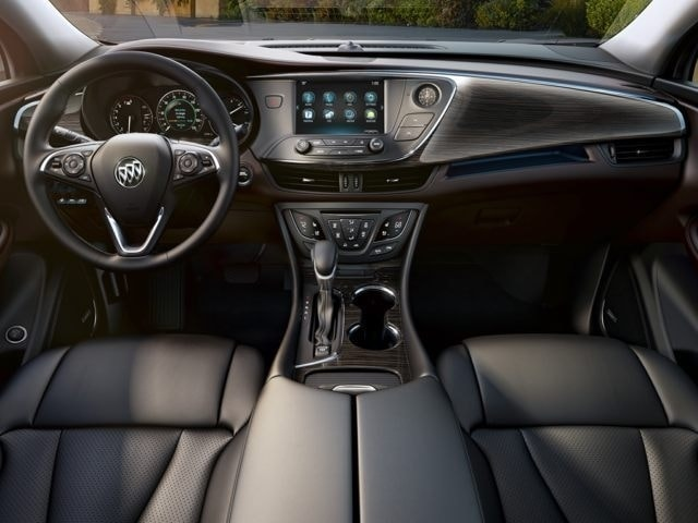 Buick Envision Technology