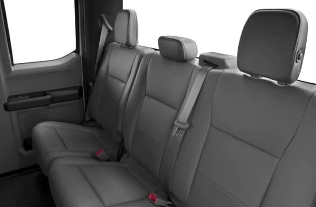New Ford F-150 Seating  Capacity
