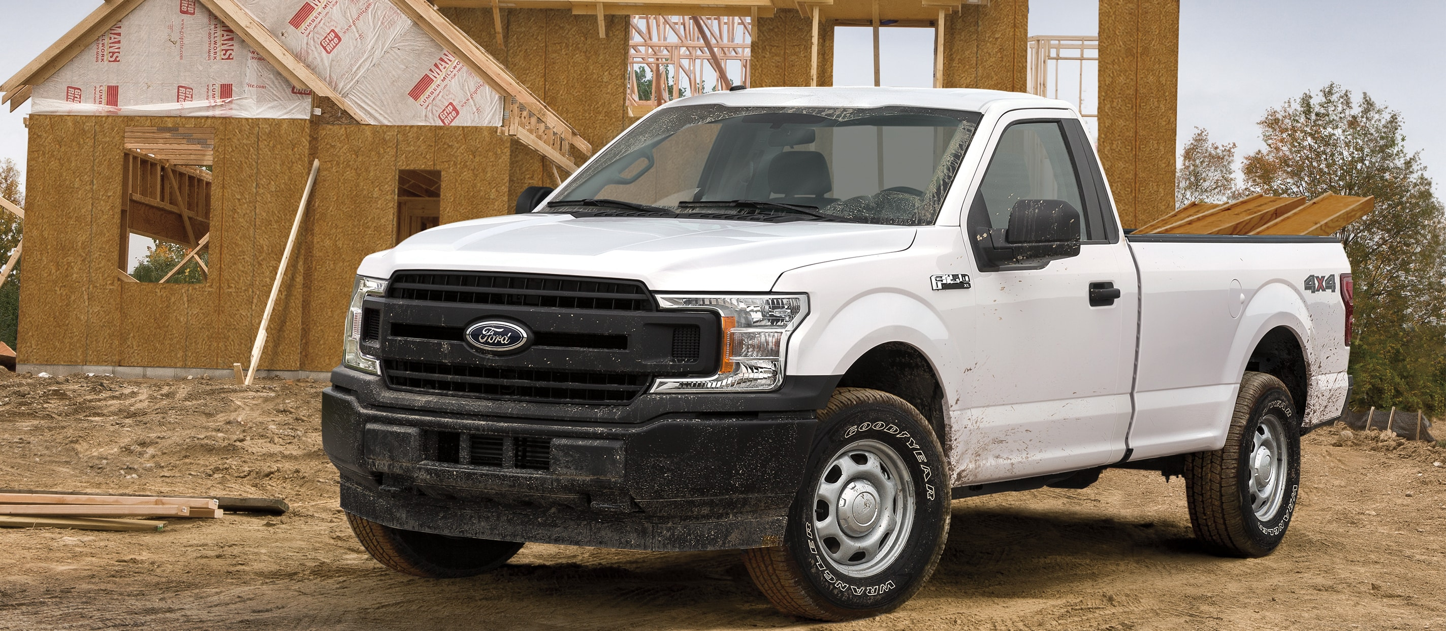 Ford F-150 Work Truck