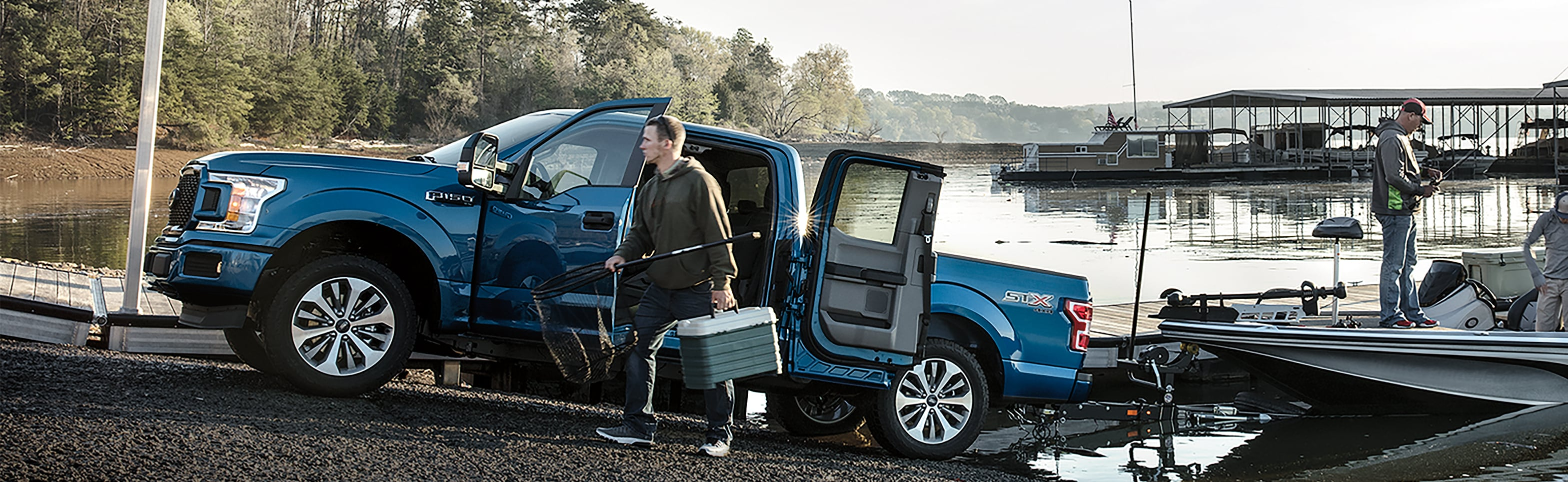 New Ford F-150 Towing