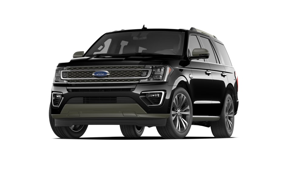 New Ford Expedition Trims