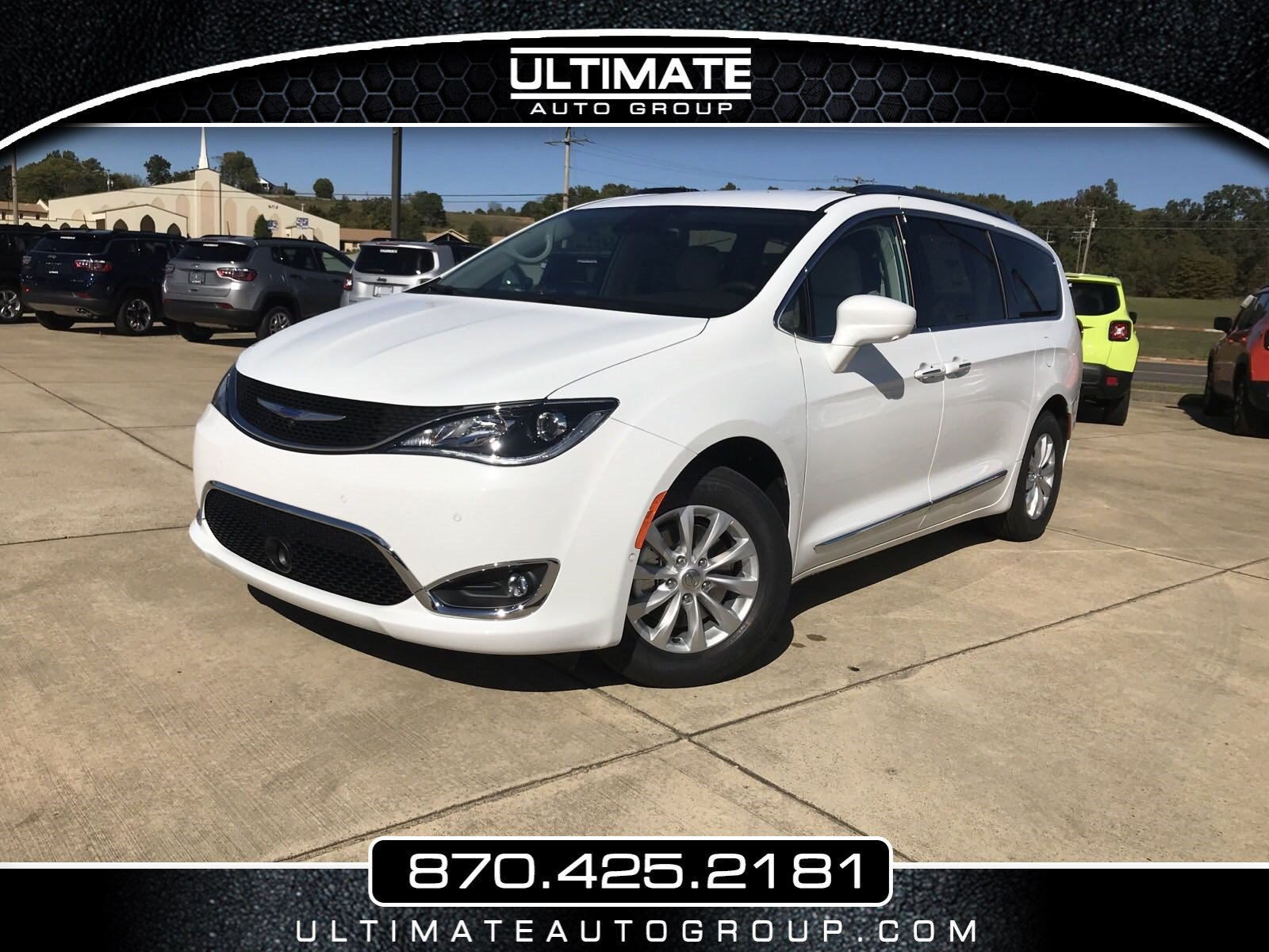 2019 Chrysler Pacifica Passenger Van