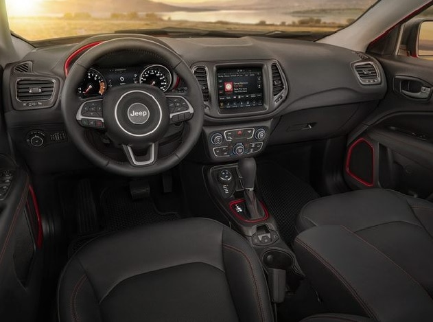 jeep compass technology
