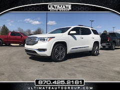New 2019 GMC Acadia Denali SUV for sale in Mountain Home, AR