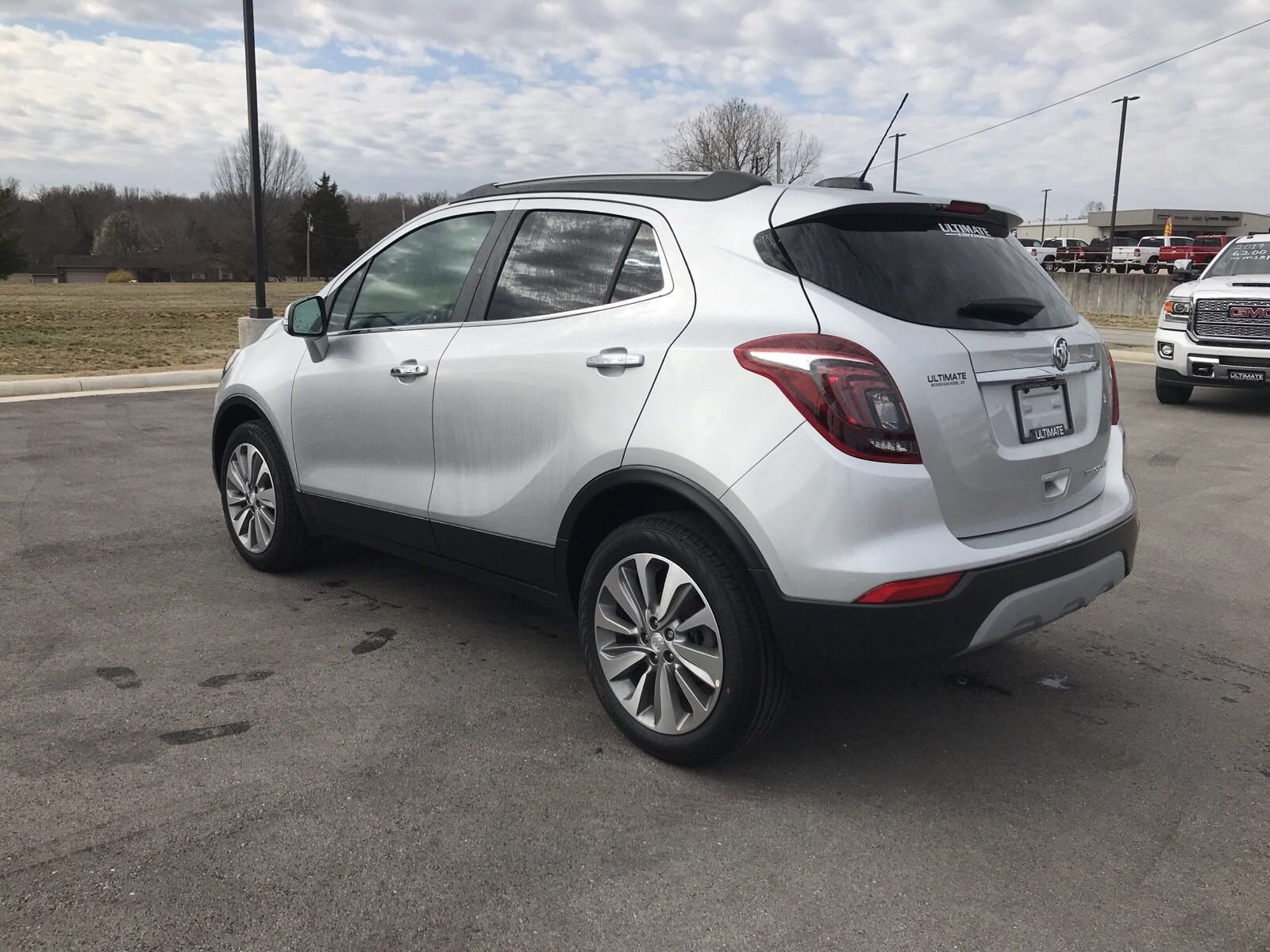 New 2019 Buick Encore For Sale | Mountain Home