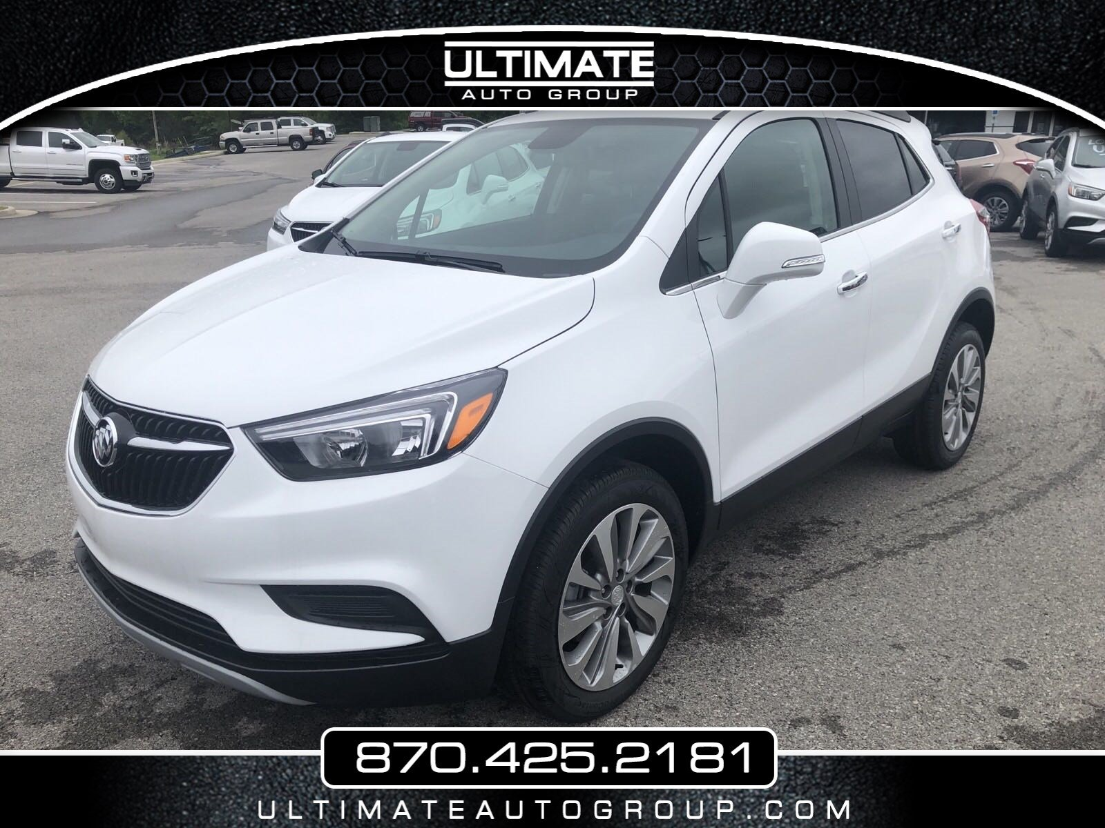 New 2019 Buick Encore For Sale | Mountain Home ARKL4CJESB0KB842909