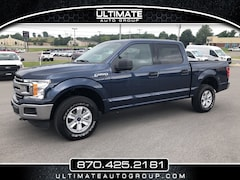 used 2018 Ford F-150 XLT for sale in Mountain Home, AR