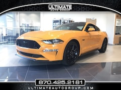 New 2019 Ford Mustang PREMIUM Coupe for sale in Mountain Home, AR