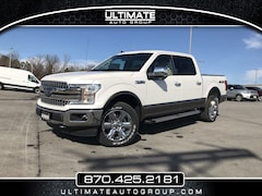 New 2019 Ford F-150 LARIAT Truck SuperCrew Cab for sale in Mountain Home, AR