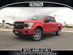 New 2019 Ford F-150 XLT XLT 4WD SuperCrew 5.5 Box for sale in Mountain Home, AR