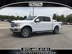 New 2019 Ford F-150 LARIAT for sale in Mountain Home, AR