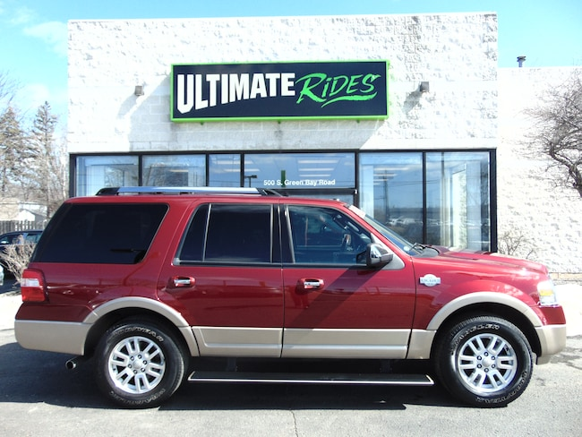 2013 Ford Expedition King Ranch 4x4 SUV