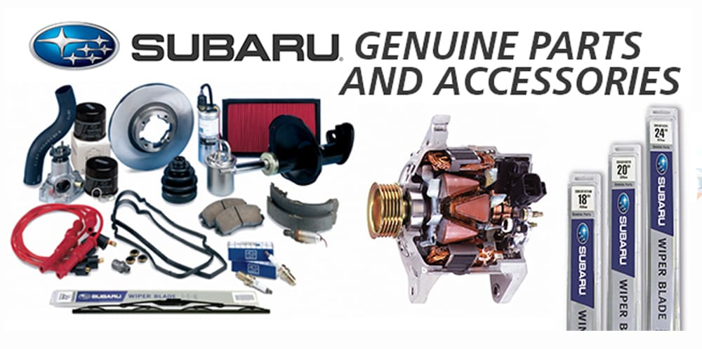 Subaru Auto Parts in Fredericksburg | Ultimate Subaru Car Parts