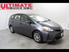 Bargain Used 2015 Toyota Prius v Wagon under $15,000 for Sale in Fredericksburg, VA