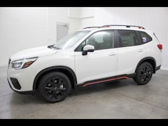 New 2019 Subaru Forester Sport SUV for sale in Fredericksburg, VA at Ultimate Subaru