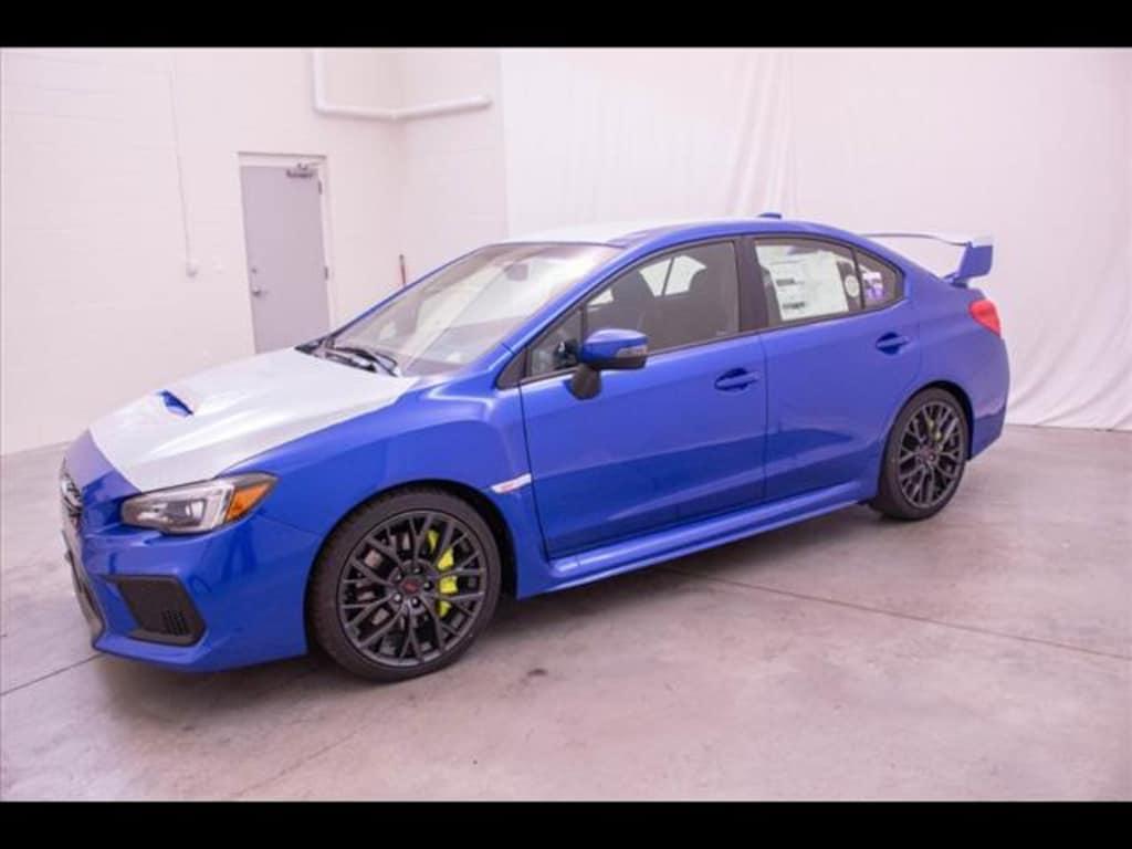 Sti For Sale >> New 2019 Subaru Wrx Sti For Sale Lease Fredericksburg Va Vin