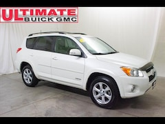 Bargain Used 2009 Toyota RAV4 Limited V6 SUV under $15,000 for Sale in Fredericksburg, VA